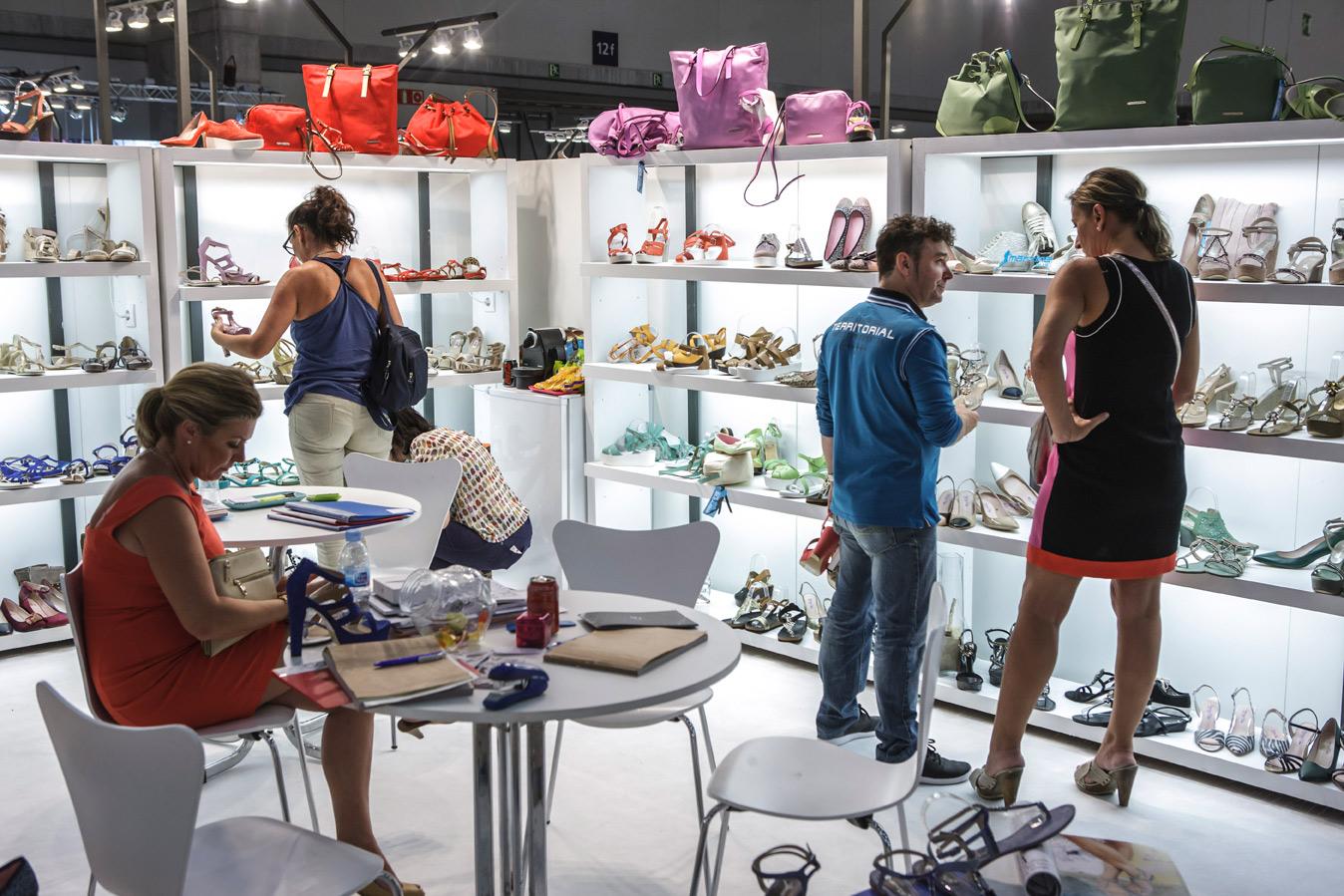 Feria de Madrid, ofrecerá la mayor oferta de calzado de su trayectoria.