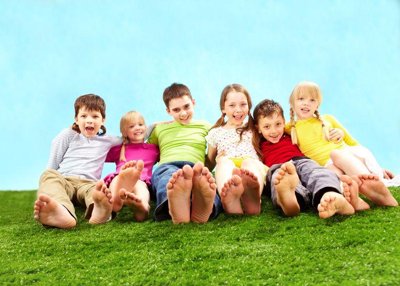 9 Consejos para evitar problemas en los pies de los niños